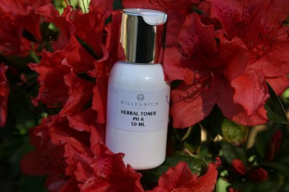 Herbal Toner & Astringent - Face Lotion